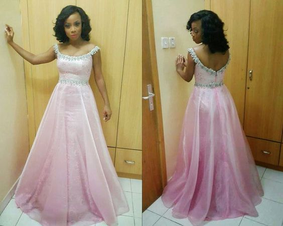 Stephan Noli Blog: Toke Makinwa Is A Princess In Her Ball Gown For Ge...