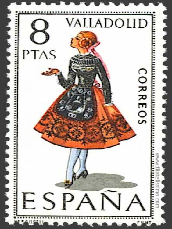 Un sello de España