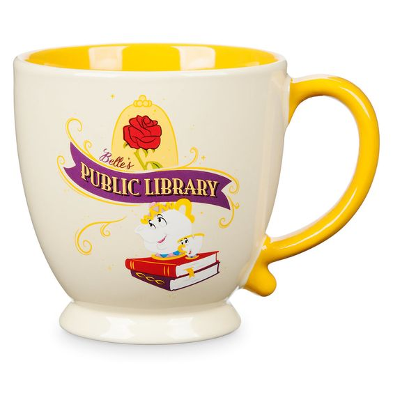 Product Image of Belle Public Library Mug # 1