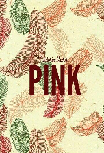 Pink victoria and victoria secret pink on pinterest for Victoria secret wallpaper for room