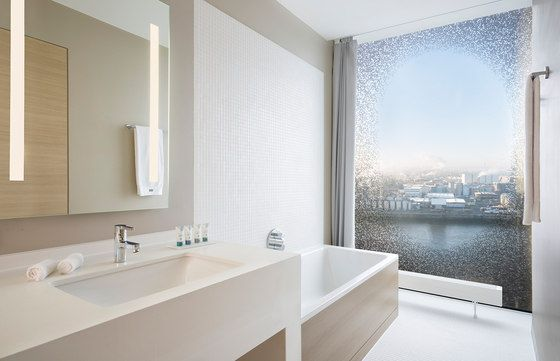Hotel Elbphilharmonie Hamburg By Villeroy Boch Manufacturer References Bathroom Interior Unique Bathroom Bathroom Styling