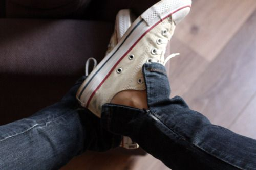 Converse. everyone should have a pair.