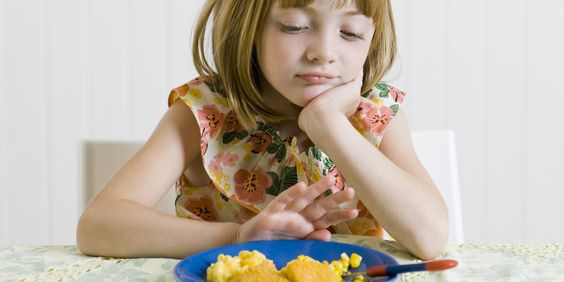Picky Eaters? It's Not About the Food