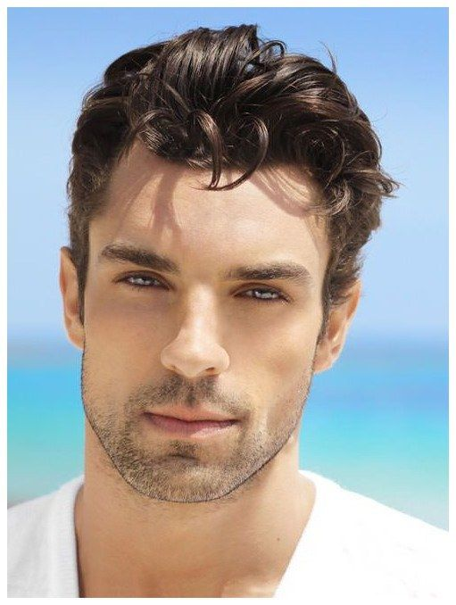 Best 30 Low Maintenance Haircuts For Guys In 2020 Mens Hairstyles Thick Hair Wavy Hair Men Thick Curly Hair