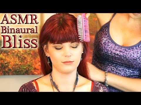 ♥ Wow! ASMR Hair Brushing Bliss!, Head Mage w/ Hair Play, No ...