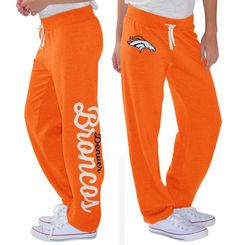 Women's G-III 4Her by Carl Banks Orange Denver Broncos Scrimmage ...