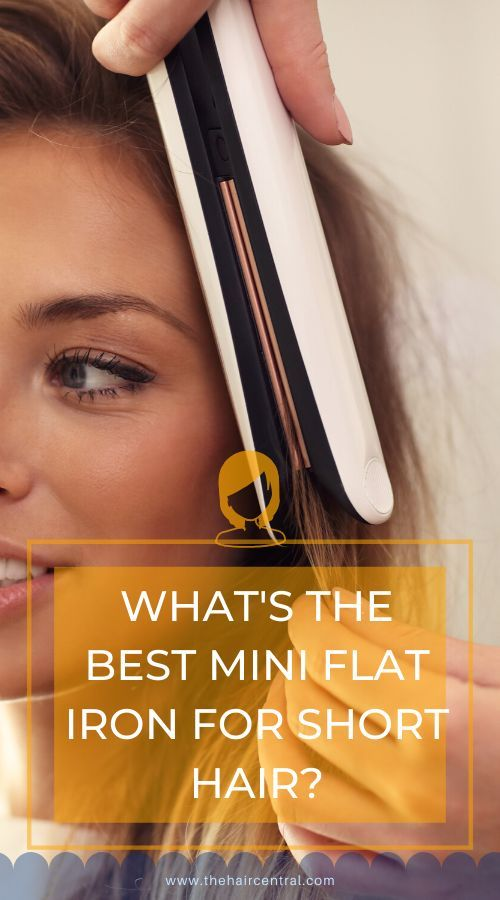 5 Best Styling Tools For Damaged Hair Tried And Tested In 2020 Short Hair Styles Flat Iron Short Hair Flat Iron