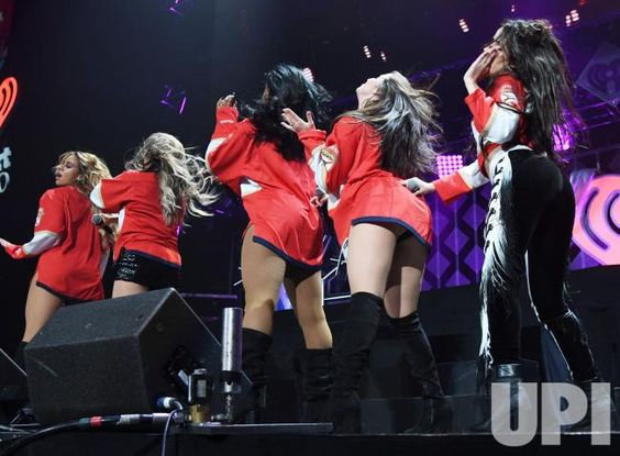 Recording artist Fifth Harmony performs at the Y100 JingleBall 2016 concert at the BB&T Center on December 18, 2016 in Sunrise, Florida.…
