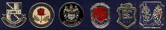 Birmingham City,Blackburn Rovers,Blackpool,Bolton Wanderers,Bradford City,Brighton & Hove Albion