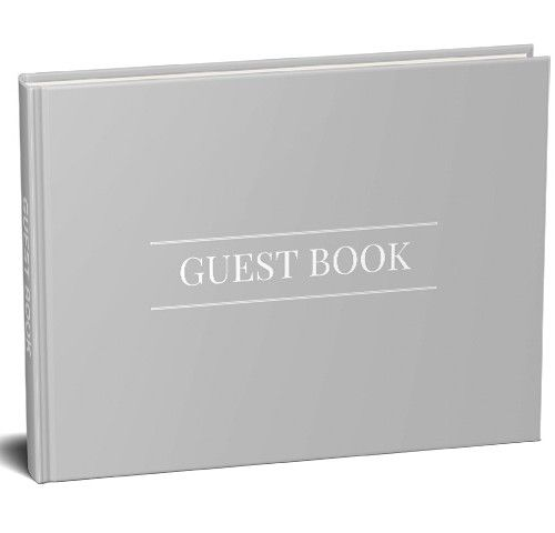 Want a Elite Colored Guest Book for your Airbnb, Guest House or Cabin? We have Guest Books in an array of colors and designs for Airbnb, Bed n Breakfasts or any place that has frequent guests. http://eliteonlinepublishing.com/guest-books/