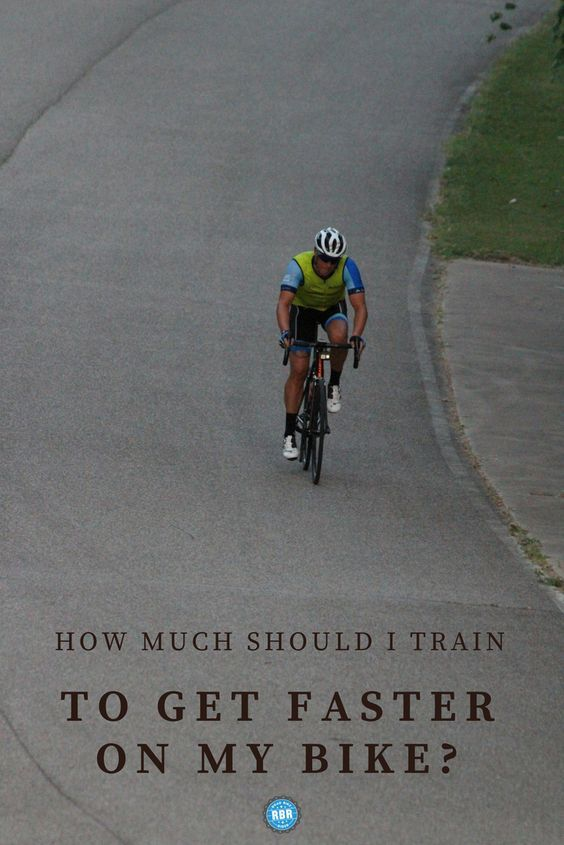 How Much Should You Train On A Bike To Get Faster Road Bike Rider Cycling Site In 2020 Fastest Road Bike Road Bike Bike Rider