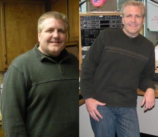 30 Days of HOPE, Day 26 - Meet Dave from 104.1 The Fish - he lost over 100 lbs and now maintains his healthy weight!