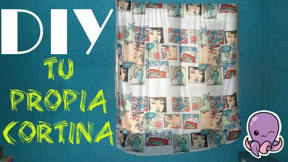 DIY  #1| Haz tu propia cortina