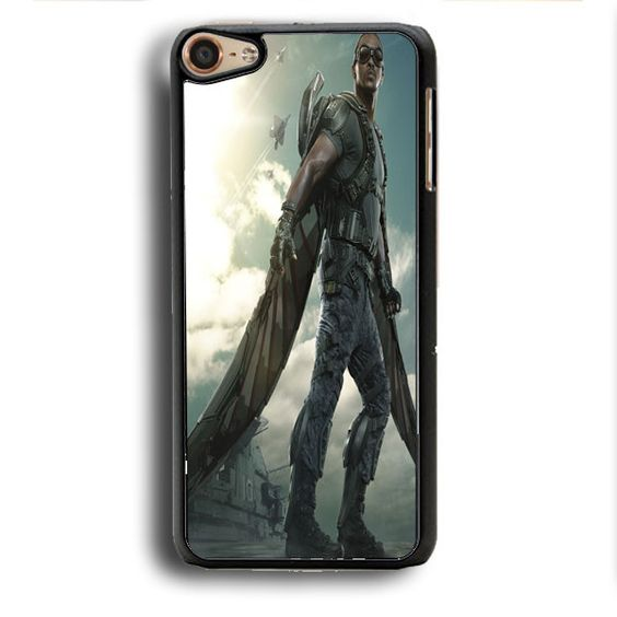 Falcon Captain America Winter Soldier iPod Touch 6 Case | Aneend