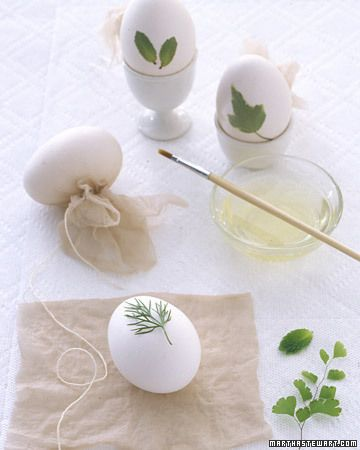 Great new idea for Easter eggs: