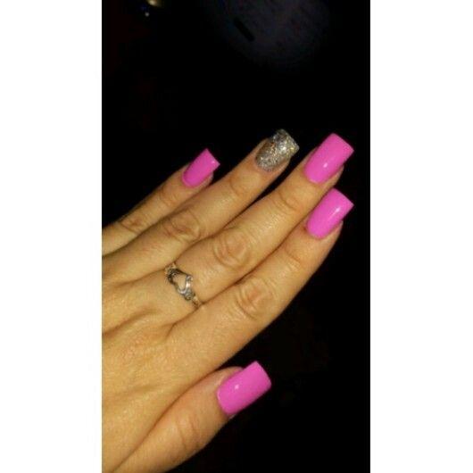 Barbie nails ♡