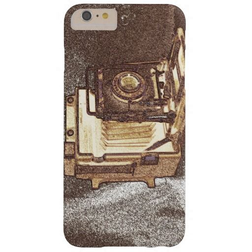 Vintage Press Camera iPhone 6 Plus Case
