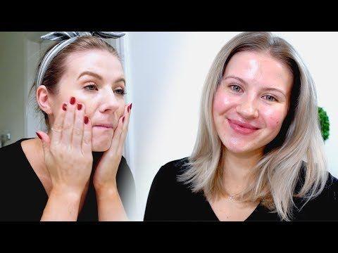 Nighttime Skincare Routine Milabu Youtube With Images