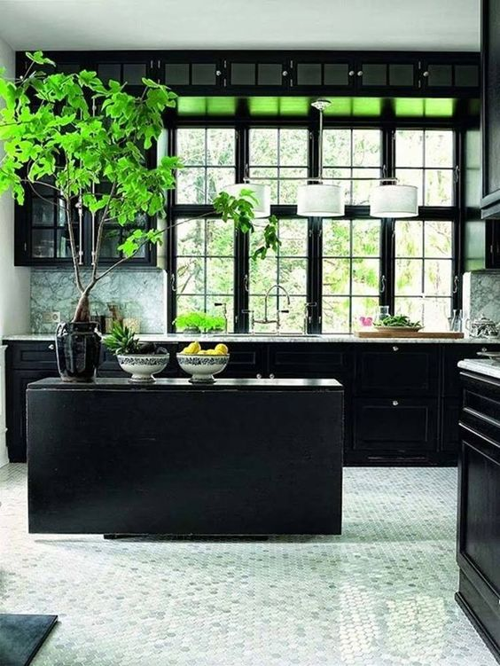 Astonishing The Best 50 Black Kitchens You Need To See Studio 52 Download Free Architecture Designs Terchretrmadebymaigaardcom