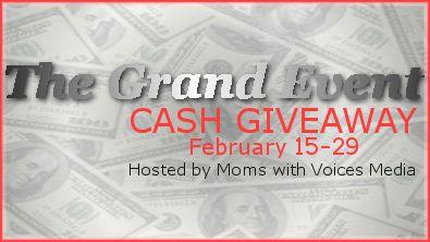 $1000.00 CASH Giveaway!