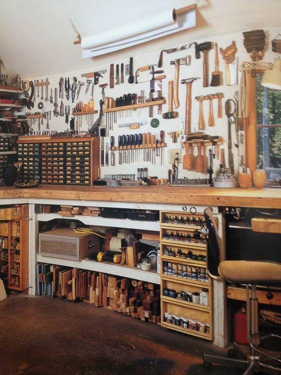 Outstanding Garage Organization