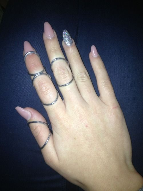 Trigger Finger Ring