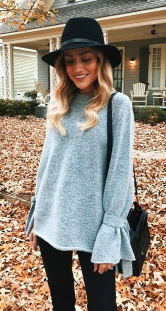 45 Fashionable Winter Outfits to Wear Now / 43 #Winter #Outfits