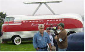 The GM Futurliner Restoration Project