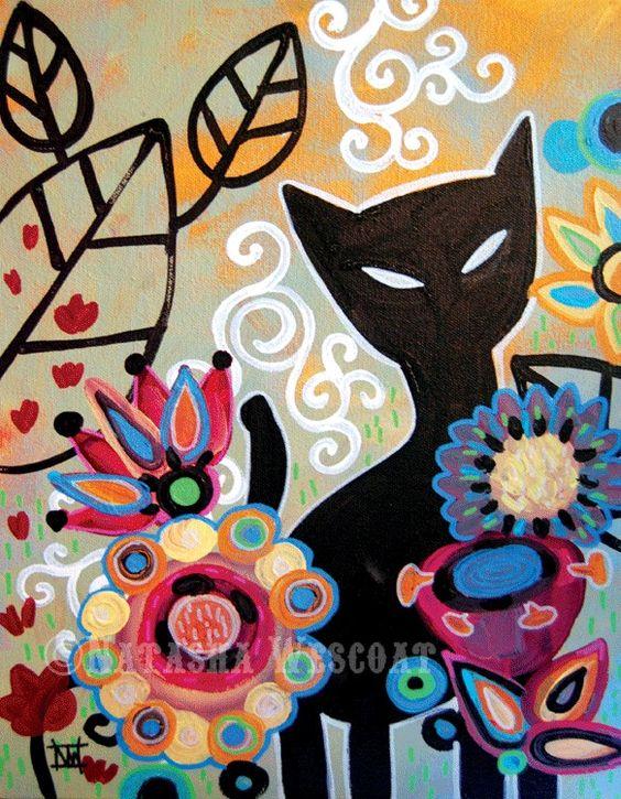 BLACK CAT MAMBO - Natasha Wescoat:
