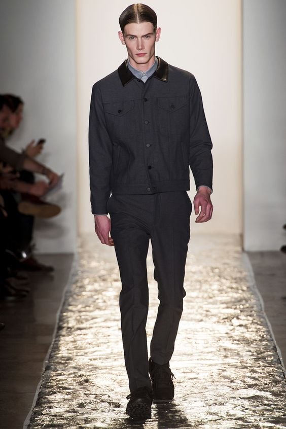 patrik ervell - fall 2013 menswear - new york
