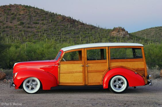 1939 Ford Woody