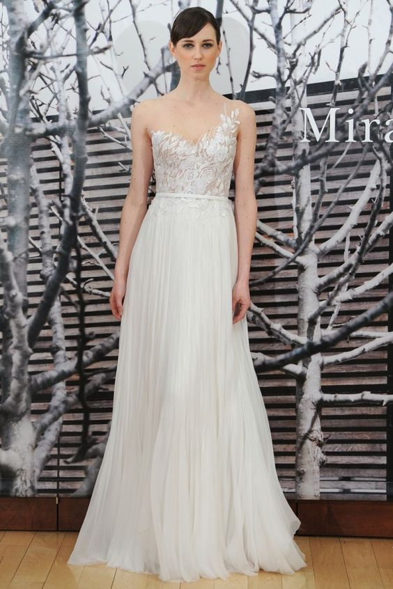 Mira Zwillinger Spring 2015 Bridal | Philippines Wedding Blog #Wedding Dresses // Aisle Perfect