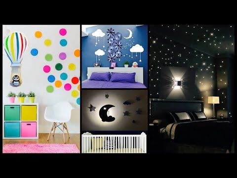 4 Super Cute Wall Decor Ideas For A Lovely Room Gadac Diy Wall Hanging With Lights Diy Room Decor Youtube Cute Wall Decor Room Diy Wall Hanging Diy