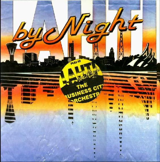 The Business City Orchestra - Lahti By Night http://www.discogs.com/Business-City-Orchestra-Lahti-By-Night/release/3228