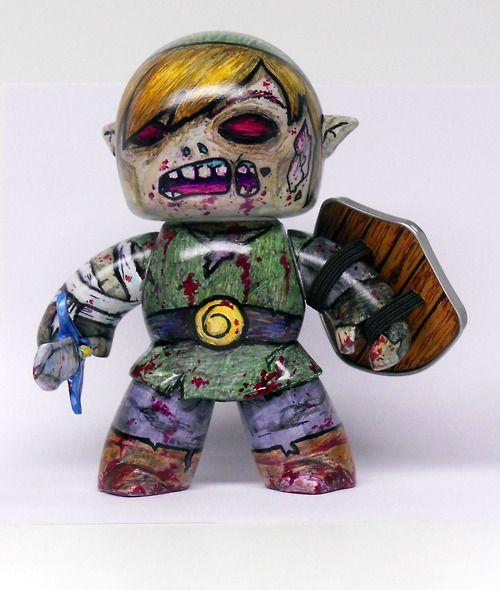 Zombie Link Created byPaul Bielaczyc