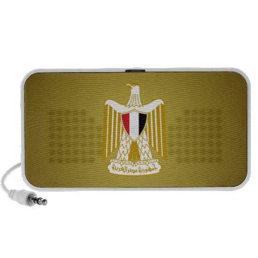Egyptian coat of arms Speaker Travel Speaker