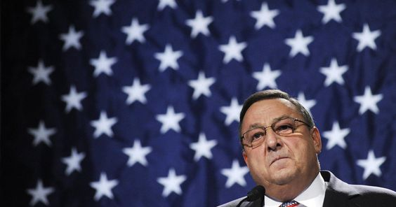 What are Maine Republicans prepared to do in the wake of Gov. Paul LePage's…