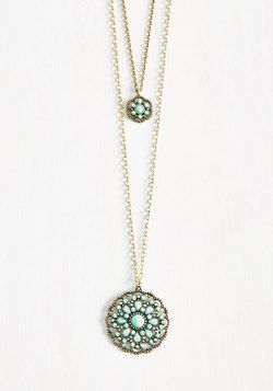 New Arrivals - Glam of Few Words Necklace