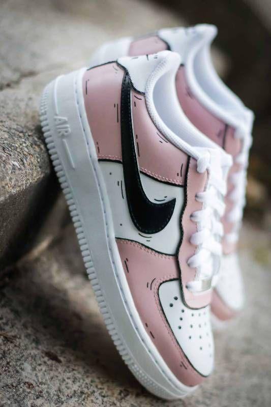 Pin On Custom Nike Sneakers Crepped