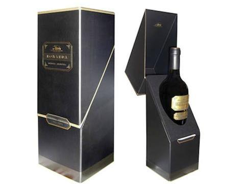 Compro caja para botella de vino de calidad cajas de - Botelleros de vino ...