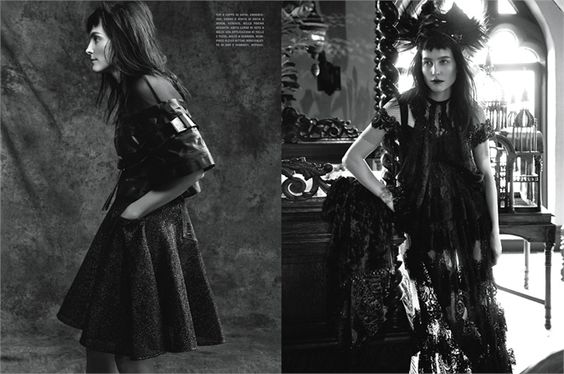 Vogue Italia aprile 2014