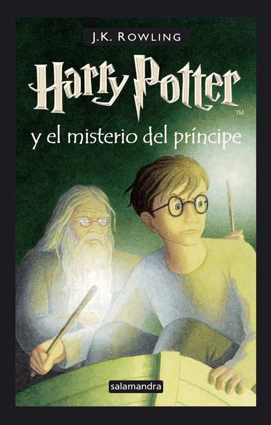 Descargar Harry Potter Y El Misterio Del Príncipe Pdf Epub Libros De Harry Potter Películas De Harry Potter Harry Potter