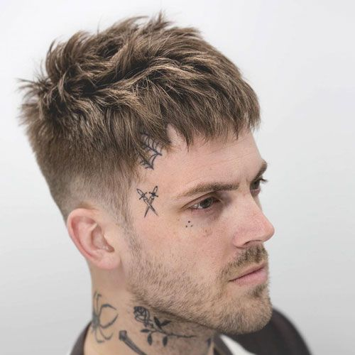 37 Messy Hairstyles For Men 2020 Guide Messy Hairstyles Mens Hairstyles Short Crop Haircut