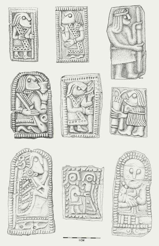 Kaftans Viking Art Historical Viking Scandinavian History