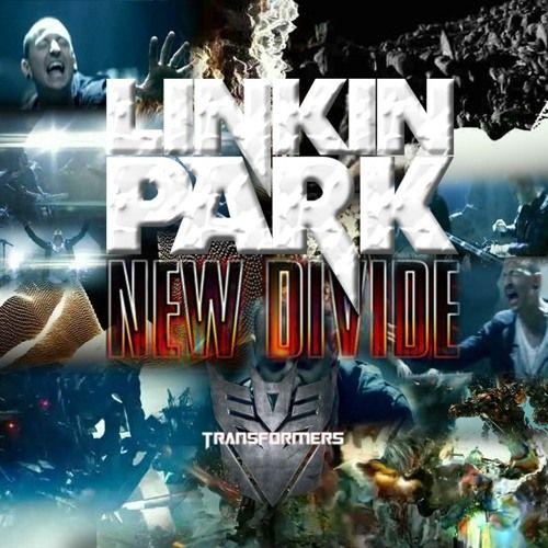 Linkin Park – New Divide (single cover art)