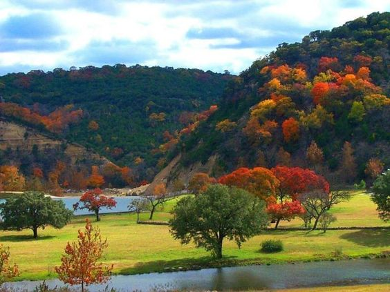 Texas Hill Country--Lost Maples State Park
