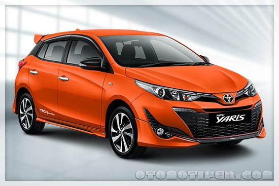 Harga Mobil Toyota Yaris Toyota Mobil Hatchback