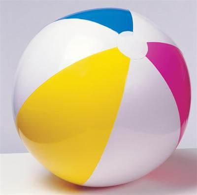 palla gonfiabile #limoni #summerbag