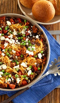 30-Minute Skillet Dinner - This one-dish wonder is an easy meal you'll love to make again and again