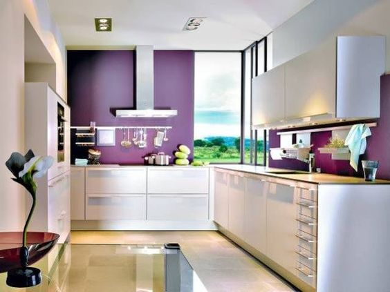 Kolor w kuchni: